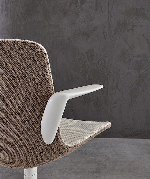 Krzesło System: Milos Fabryka: Sitland