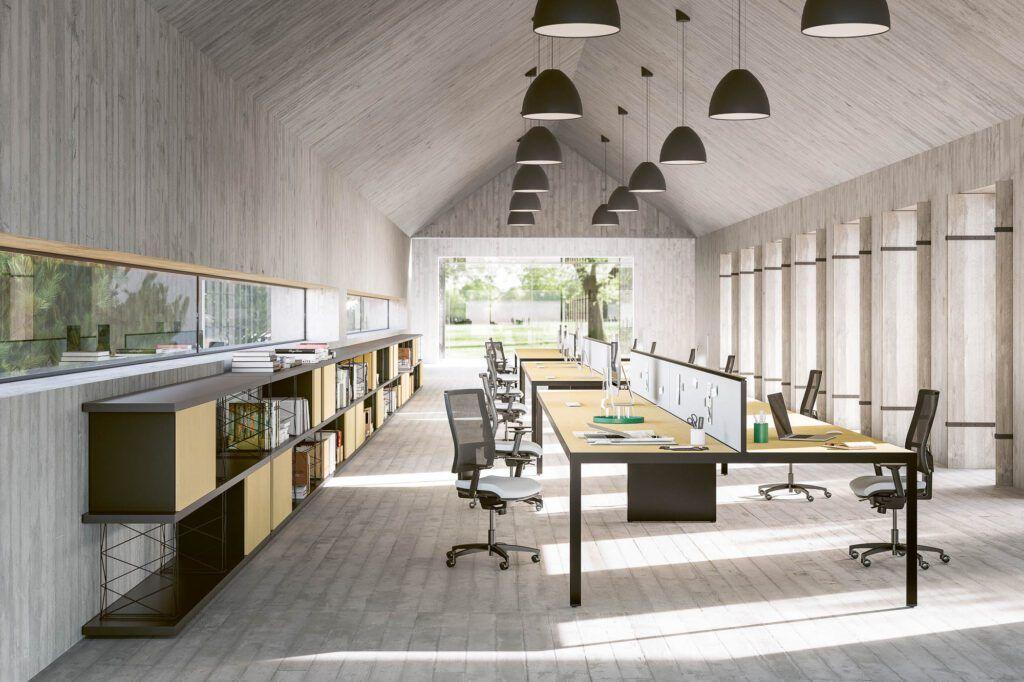 projektowanie wnętrz biurowych katowice 12