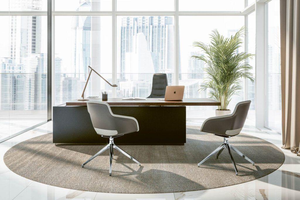 aranżacja projektowanie powierzchni biurowych biur lublin