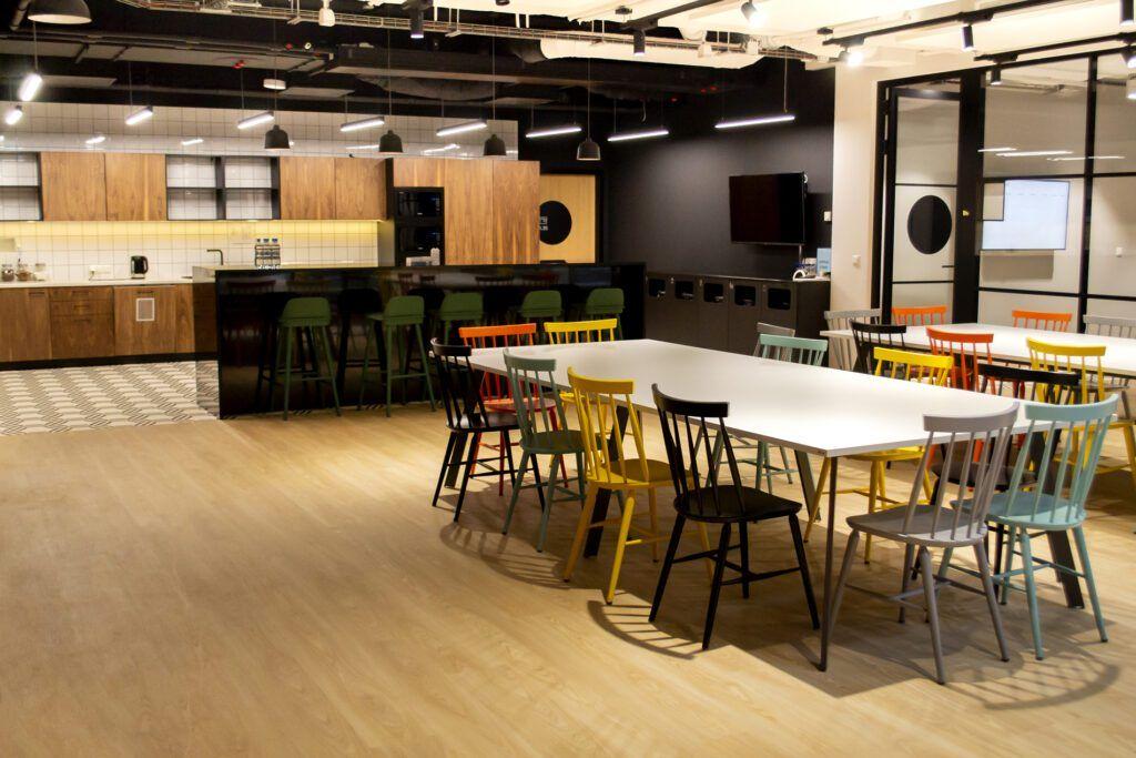 aranżacja powierzchni biurowych 1
